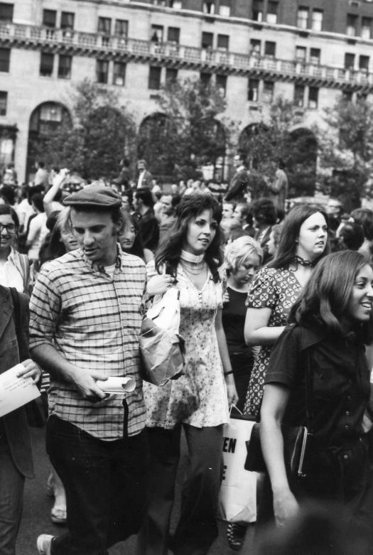 1960's Womans Movement March copy