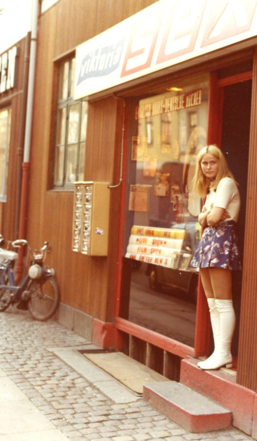 Amsterdam Prostitute-1960s copy