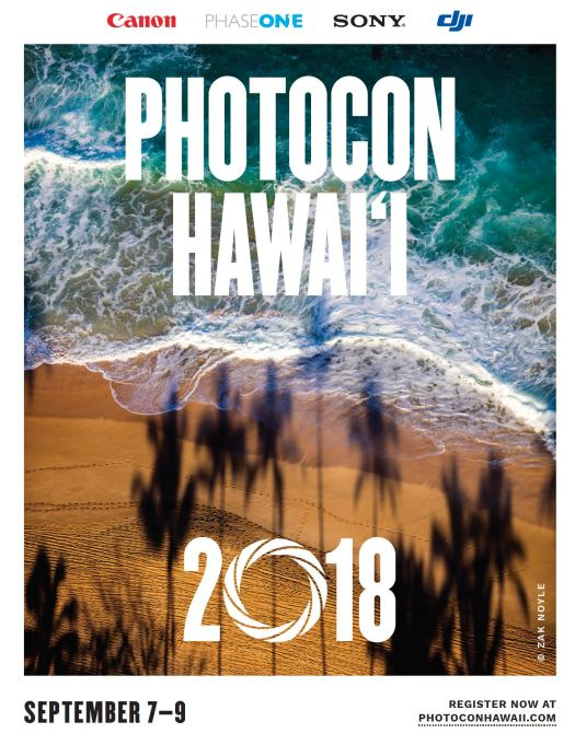 Photocon Hawaii 2018